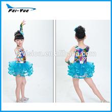 Hot Teen Girls disco dance dress /costume