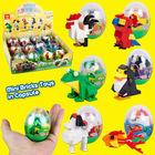 Mini Blocks Toys in Capsule: Animal