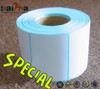 C1S semi glossy hotmelt glue coated art sticker paper