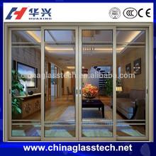 Sliding/Swing Plastic Interior/Exterior Living Room Sliding Door