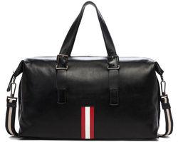 Luggage Duffle bags Unisex Genuine leather travel bag