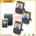 3 monitores extensível sem fio de longa distância telefone