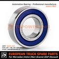 roulement à billes en acier inoxydable et tous les types de roulements en acier inoxydable fabricant fournisseur de roulement