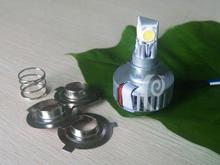 Motorcycle Head Lights Kit Hi/Lo in One 18W 6000K