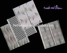 Fengyu poplular Cheapest pvc paneling ceiling