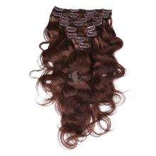 china trade goods hair claw clip, cheap 100% human hair clip in hair extension