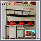 Carved wood moulding machines