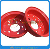Professional manufactured forklift wheel assembled with tire