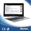 11.6inch rotating touch screen laptop/notebook quad core Windows 7/8 celeron 1037U i 3 i 5