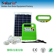 Portable Solar Power Systerm Kits/camping kits 5w solar home system