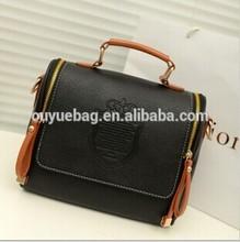 2014 fashion Korean style of PU tote bag/woman shoulder bag