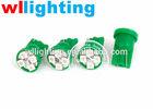 Auto Lamp Wedge Bulb 12V W5W 501 158 194 2821 T10 4 Led Car LED Dash Interior Light