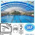 Zhuoyue 100% material uv multifuncional de plástico de la piscina
