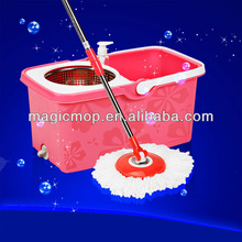 new material rubber dust with bottle handle