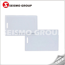 contact blank white smart card smart key