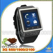 Talking wrist watch S6 smart bracelet bluetooth