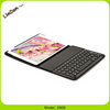 Mini Wireless Bluetooth Keyboard for Ipad Air with Detachable PU Leather Case