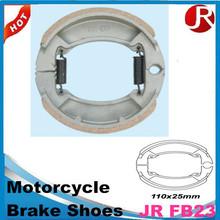 2014 best sale motorcycle Brake Shoe for DX100