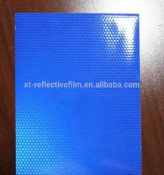 high intensity grade reflective film, acrylic , adhesive, 10 years, UV resistant, muti-color