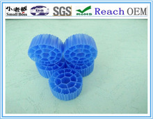Biocell filter media for fish farming