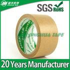 Parcel Sealing Brown Kraft Paper Packing Tape