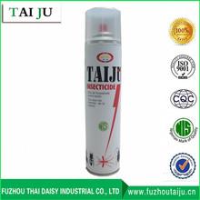 household effectively insecticide aerosol spray/anti mosquito spray/ flies killer spray