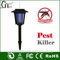 Mejor venta de trampa para moscas gh-327 luz solar del jardín atrapa-moscas en control de plagas