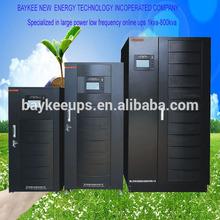 Baykee 100Kva DSP N+1 Parallel Digital Electrical Transformer UPS Power Supply