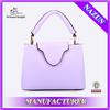 Newest designer ladies hand bags wholesale Miss unique handbags PU