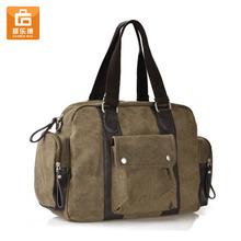 Casual Canvas Bag Traveling Bag For Men