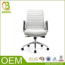 Medium Back Swivel Junior Staff Office Meeting Chair