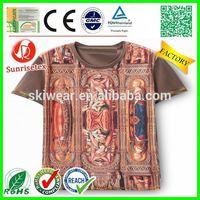New design Cheap women long t shirts Factory