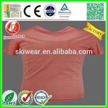 New design Cheap popular wholesale assorted colors plain t-shirts Factory