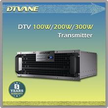 (DMB-7300) ALC system DTV 100W / 200W / 300W video transmitter