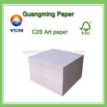 C2S 200gsm coated art paper /matt art paper/couche paper