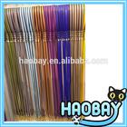 Colorful design led pet dog leashes