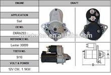 D6RA93 starter Valeo car starter motor for Sail LESTER:30899