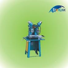 wenzhou starlink hotsale twin head automatic shoe lace eyelet making machine
