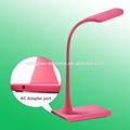Nova 2014 9w pescoço flexível, 7- nível de dimmer, touch- sensível controlador, snooker luz de leitura led lâmpadas