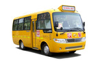 HengNeng 7m 35 Seats School Bus WZL6661AT4-X Hot For Sale!New