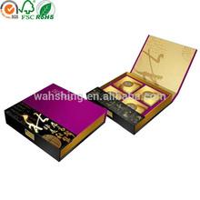 Made in china cupcake box/luxurious paper cupcake box