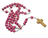 Supply pictures of rosary beads wood beads for decoration