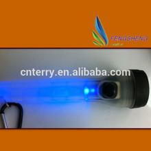 LED flashing torch
