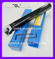 internal turning tool screw thread end mill/end mill sharpener