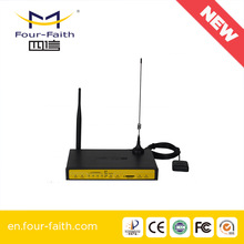 F7434 gps tracking chip 3g wifi router for concrete vehicles gps monitoring m