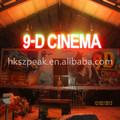 Keine. 1 top- Stufe neues produkt 5d 6d 7d 9d Kino lkw mit plc militärisch Technologie und hd-3d-brille in china