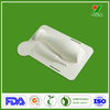Harmless OEM cosmetic products custom molded pulp containers