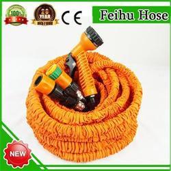 2014 hot selling fabric flat garden hose/garden water hose/watering vegetable garden