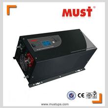 Sample available EP3000 solar inverter 2000W/New shape EP3000 home inverter/ New design pure sine wave inverter