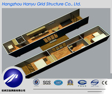 40 QH Container Houses